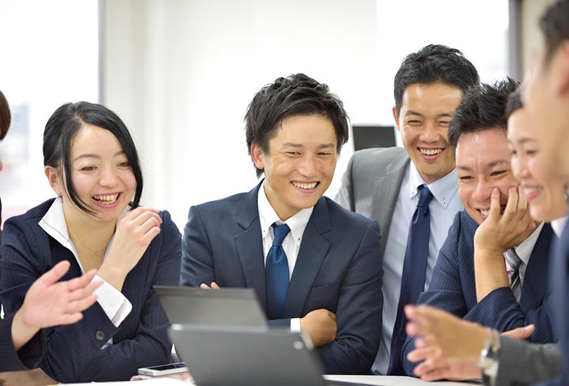 WEBサービスの職場見学&新宿ランチ